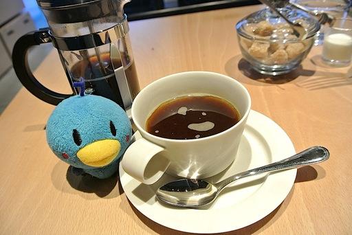 レインフォレストコーヒー