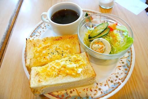 玉子トースト