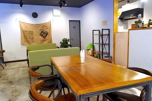 cafe OGU1