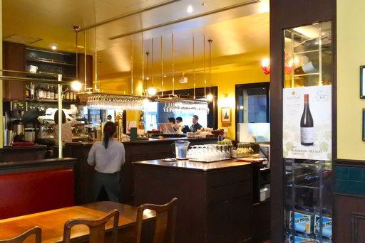 東京駅眼の前!丸の内オアゾ1階のカフェでゆったり大人のモーニング