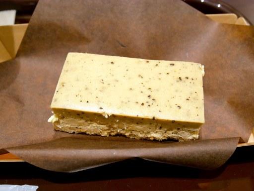 オリジナルコーヒーを使ったチーズケーキ