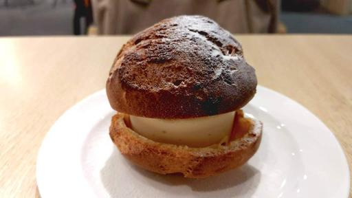 チーズケーキシュークリーム