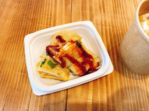 蚕餅(台湾クレープ)